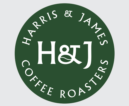 DD Studio | Work - Harris & James Coffee Roasters